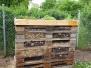 Bau eines Insektenhotel 02.05.2019
