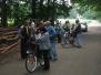 Fahrradtour zur Biostation 20.06.2004